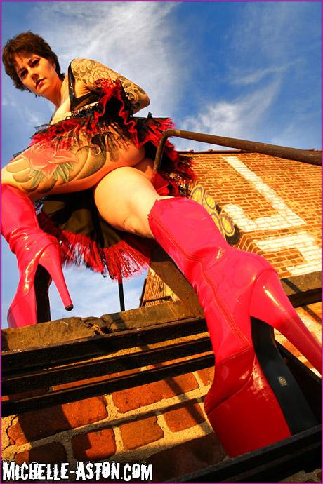 Michelle Aston Boots